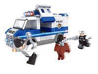 Конструктор Полиция, 217 дет 23502