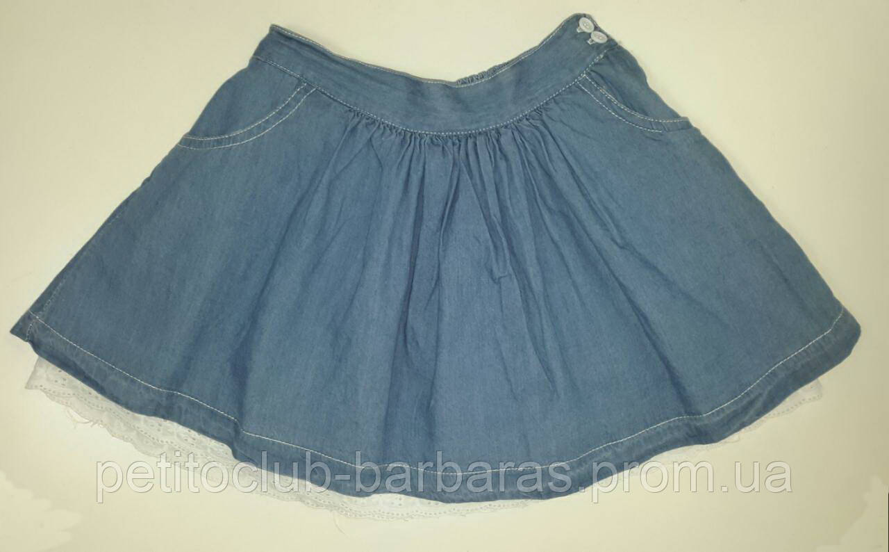 Юбка летняя джинсовая (GLO-Story, Венгрия)