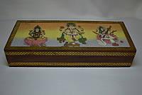 Шкатулка семья божеств(индия), фото 1