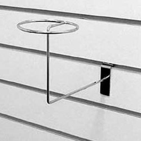 Крючок под шапку в экономпанель (хром), фото 2