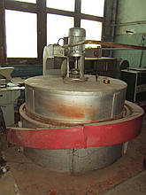 Шахтная электро печь ПН-34Б для закалки и отпуска