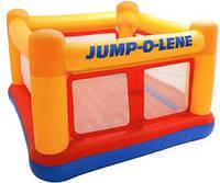 """Детский надувной игровой центр - батут Intex 48260  """"Playhouse"""""""