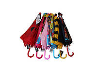 """Детский зонт с ушками на 8 спиц от фирмы """"Flagman"""""""