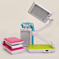 Светодиодная аккумуляторная настольная лампа MOD-1019 ( настольная led лампа )