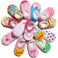 Носки антискользящие детские
