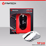 Мышь игровая беспроводная FANTECH WG8 LEBLANC (2000 DPI), Black, Wireless, фото 4