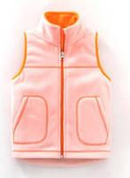 Флисовая жилетка для детей Рост 130 см.