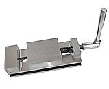 Тиски станочные пневматические  поворотные 160мм 7201-0009-02, фото 4