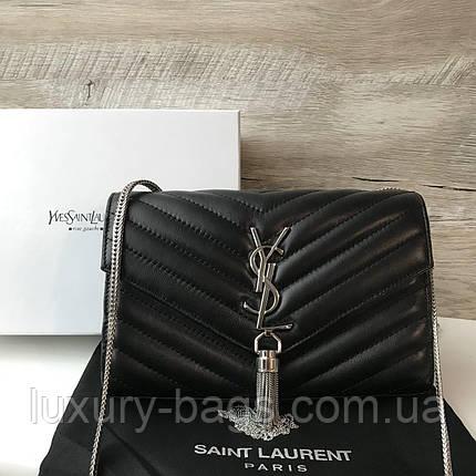 3449e242082a Женская кожаная сумка Yves Saint Laurent Ив Сен Лоран YSL: продажа ...