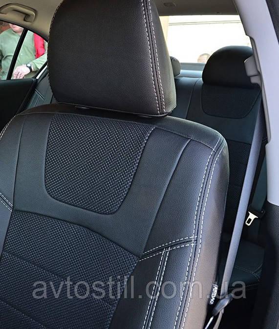 Чехлы на сидения Honda Accord 9 (2013-..)
