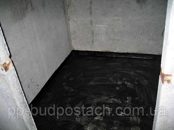 Гідроізоляція підлоги / Гідроізоляція фундаменту