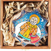 Подарочный набор к Новому Году. Святой Николай.