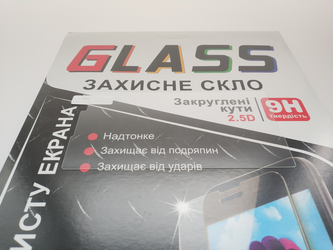 Стекло защитное для Sony Xperia C C2304 C2305