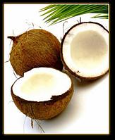 Кокосовое масло нерафинированное, 1 литр