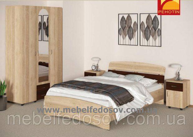 Спальня Милана ДСП  (Пехотин)