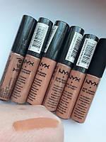 Блеск для губ NYX Lip Gloss тон 9 ABU DHABI