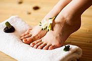 Как правильно ухаживать за ступнями ног?