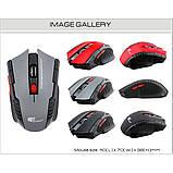 Мышь игровая беспроводная FANTECH W4 RAIGOR (2000 DPI), Black, Wireless, фото 4
