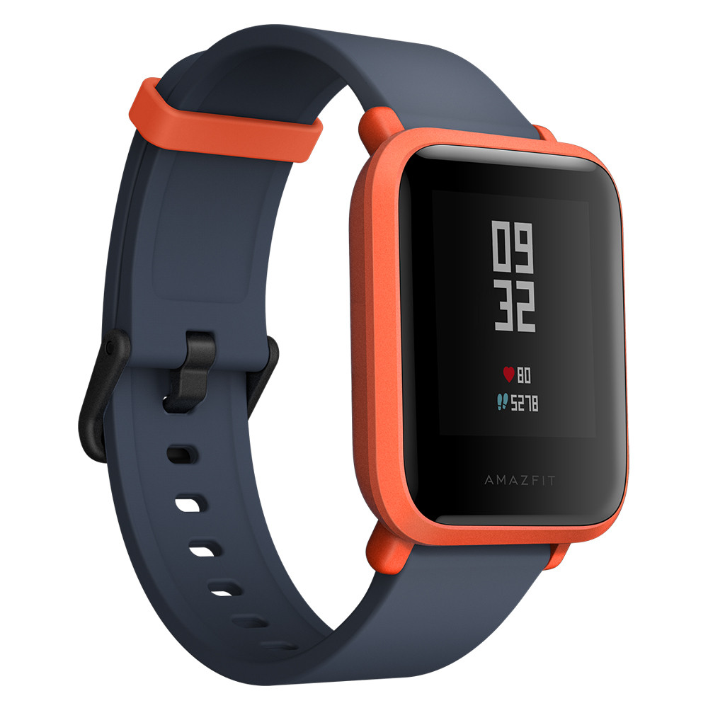 Смарт-часы Amazfit Bip Smartwatch Red (UYG4022RT)