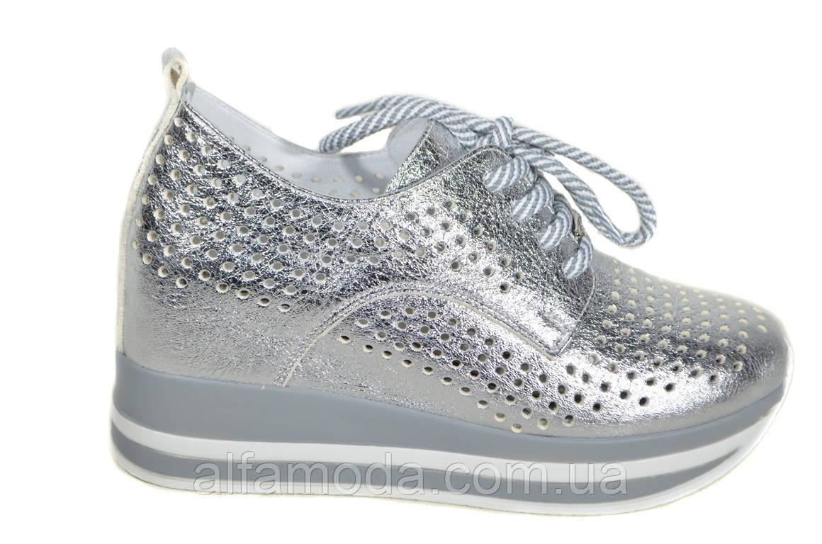4c137531 Стильные кожаные женские кроссовки Alpino на платформе: продажа ...