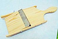 Шинковка деревянная на 1 нож