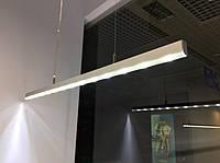 Верхний свет над ювелирными витринами VSL-32