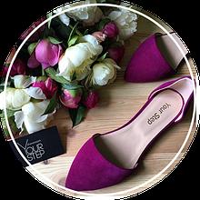 Новые поступления женской обуви