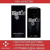 Paco Rabanne Black XS for Him EDT 100 ml (туалетная вода Пако Рабан Блэк Икс Эс фо Хим)