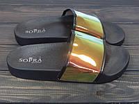 Шлепанцы Sopra PC-04 BLACK 36 23 см, фото 1