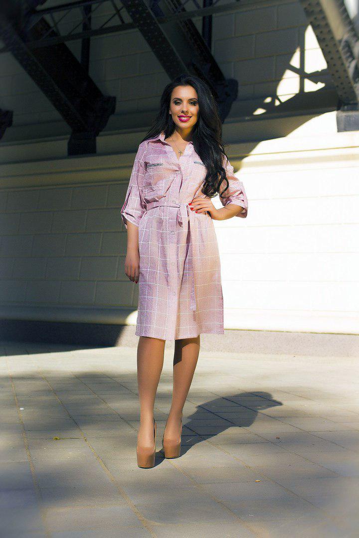 56de97fe23e Платье миди. Платье - Рубашка женское. Размеры  норма