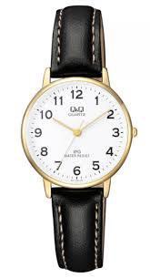 Часы Q&Q QZ01J104Y оригинал классические наручные часы