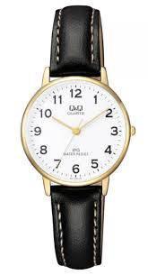 Часы Q&Q QZ01J104Y оригинал классические наручные часы, фото 2