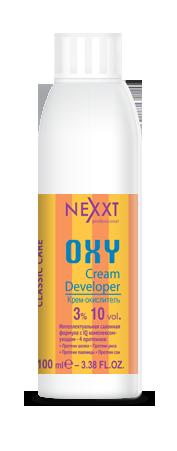 Крем-окислитель Nexxt OXY Cream Developer 3%, 100 ml