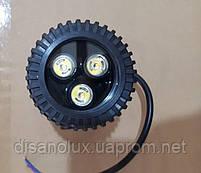 Светильник подводный  для бассейна  LED 3W 12V  4100K  белый IP68, фото 3