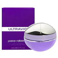 Paco Rabanne Ultraviolet EDP 80ml (парфюмированная вода Пако Рабан Ультравиолет )