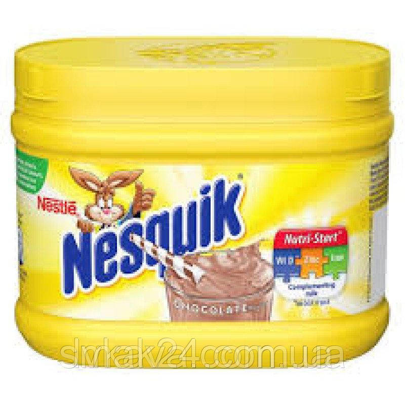 Какао напиток Nesquik chocolate , шоколад 300 г Швейцария