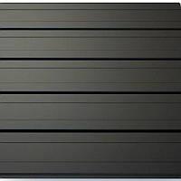 Доска металлические PS панели Термастил, для фасада ,коричневый 8017, 0,5 мм Мат Польша.