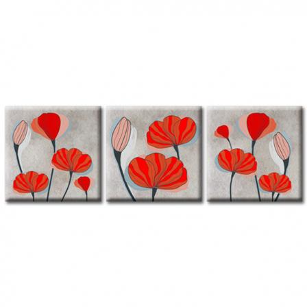 Модульная картина на холсте Opium (триптих). Акция: Бесплатная доставка!, фото 2