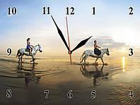 Часы настенные стеклянные Т-Ок 007 SG-30040025