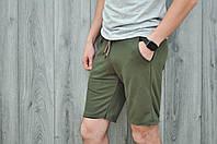 Трикотажные мужские шорты   летние - Материал: трикотаж (двухнитка)  S, M, L, XL Топ качество!