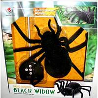 """Радиоуправляемая игрушка паук """"Чёрная вдова"""""""