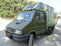 Iveco TurboDaily груз. 4X4 1991