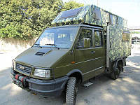 Iveco TurboDaily груз. 4X4 1991