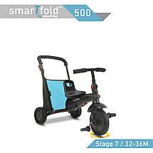 Велосипед трехколесный Folding Trike 500 7 в 1 Smart Trike, фото 3