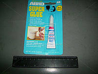 Клей суперклей 3гр ABRO SG-747