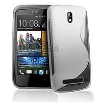 Силиконовый чехол для HTC Desire 500 506e