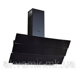Вытяжка для кухни Fabiano Stella 90 Black (черная) наклонная