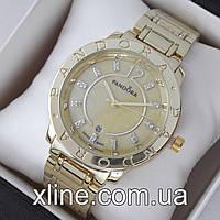 Женские наручные часы Pandora C10 на металлическом браслете