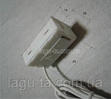 Термогигрометр с выносным датчиком 1 метр., фото 3
