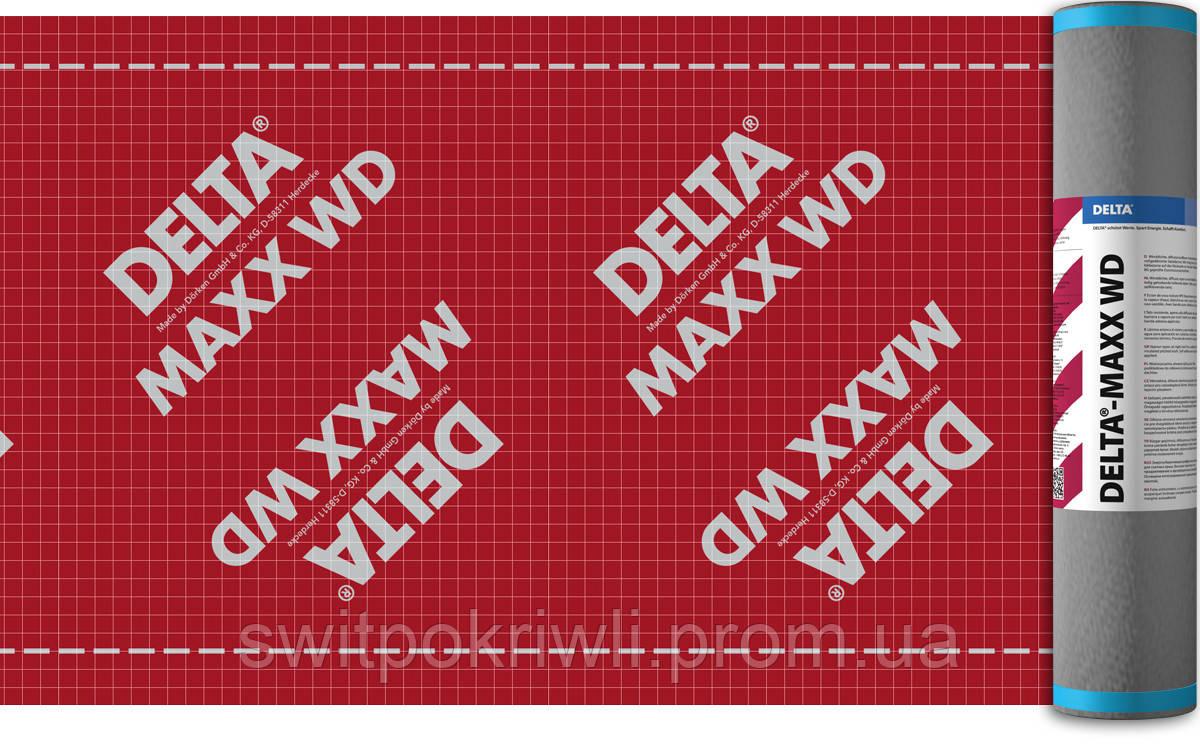 Дифузионная мембрана Dorken Delta MAXX WD
